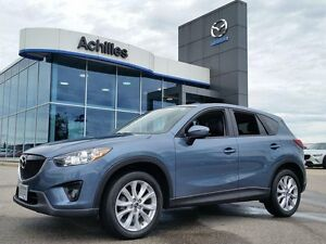 2015 Mazda CX-5 GT AWD, Bose, Leather, Moonroof