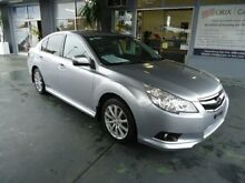 2012 Subaru Liberty MY12 2.5I Silver Continuous Variable Sedan Hamilton Newcastle Area Preview