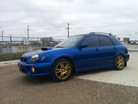 2002 Subaru WRX Version 8 STI Swapped - DCCD 6 Spd - Trades