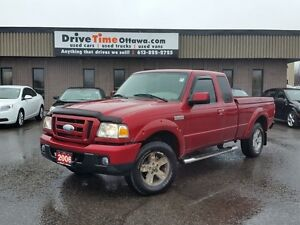 2006 Ford Ranger SPORT SUPER CAB **AUTOMATIC**