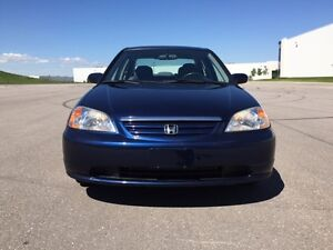 2003 HONDA CIVIC LX   CERTIFIED  WARRANTY   1 OWNER   ACCID FREE