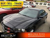 2014 Dodge Charger SE / EVERYONE APPROVED / CASH BACK AVAILABLE