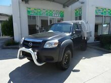 2009 Mazda BT-50 08 Upgrade B3000 Freestyle DX+ Black 5 Speed Manual Utility Claremont Meadows Penrith Area Preview