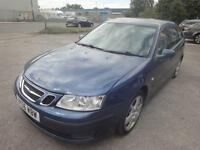 2006 Saab 9-3 1.9TiD (120bhp) SportWagon Vector Sport 6 Speed Manual Estate