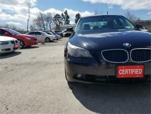 2006 BMW 5 Series 530xi AWD Accident Free Fully Certified