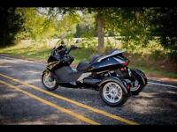 Honda scooter silverwing  Kit de conversion 3 roues