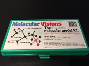 Molecular Visions Model Kit Kitchener / Waterloo Kitchener Area image 1