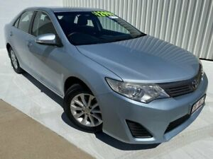 2012 Toyota Camry ASV50R Altise Blue 6 Speed Sports Automatic Sedan Mundingburra Townsville City Preview