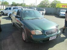 2000 Suzuki Baleno GLX Green 4 Speed Automatic Wagon Coopers Plains Brisbane South West Preview
