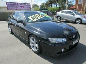2005 Holden Commodore VZ 05 Upgrade SV6 Black 5 Speed Auto Active Select Sedan Waratah Newcastle Area Preview