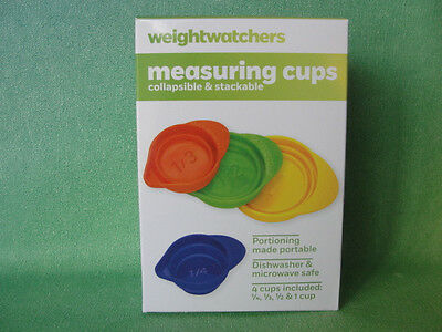 Weight Watchers Smart Points Measuring Cup Set   Brand New   Portion Control