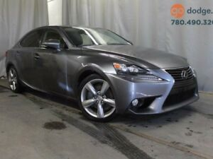 2014 Lexus IS 350 IS350 All Wheel Drive / GPS Navigation / Rear