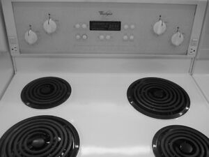 30 INCH WIDE STOVES, EXCELLENT SHAPE, ALL KINDS, $150+
