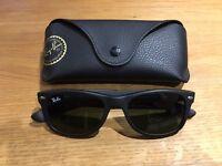 Rayban New Wayfarer Sunglasses