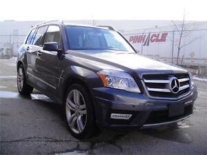 2012 MERCEDES GLK 350-VERY CLEAN NAVI PANO ROOF LEATHER BACK CAM