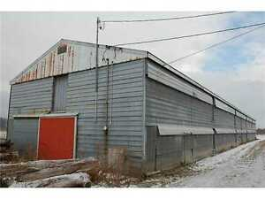 1651 THIRD AVE. LOUTH - 2 STOREY, COVERED BUILDING, 14,000 SQFT.