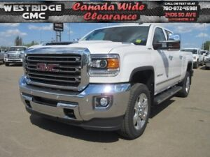 2018 GMC Sierra 2500HD SLT. Text 780-872-4598 for more informati