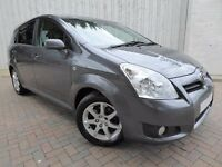 Toyota Corolla Verso VVT-I SR, 7 SEATER, 1 Owner, Full Service History, New 12 Months MOT Included