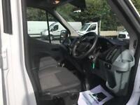 Ford Transit 2.0 Tdci 130Ps H2 Van DIESEL MANUAL WHITE (2017)