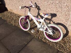 """16"""" Huffy Girls Bike"""