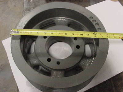 New Power Drive Sheave Pulley 5b V1400f B Size Belt 14 X 5 Groove F Taper