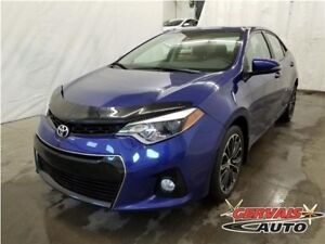 Toyota Corolla S Toit Ouvrant Cuir/Tissus MAGS 2015