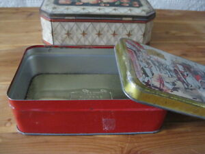 VINTAGE TIN ... 1960's ... VERY GOOD CONDITION!""