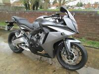 Honda CBR 650 FA-E ABS SPORTS TOURING MOTORCYCLE