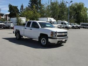 2014 CHEVROLET SILVERADO 1500 DOUBLE CAB SHORT BOX 4X4