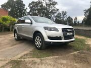 2007 Audi Q7 MY07 TDI Silver Sports Automatic Wagon South Nowra Nowra-Bomaderry Preview