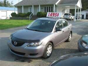 Mazda 3 GX 2004 PETIT BUDGET !!!