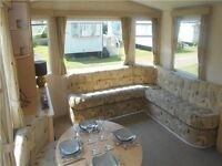 IDEAL starter static caravan holiday home for sale in Norfolk - INCLUDES 2017 Site fees - 2 Bedroom
