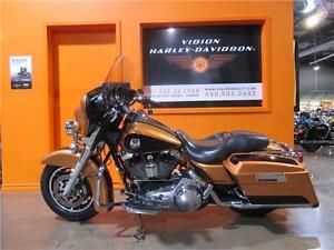 2008 Street Glide FLHX Ann Harley Davidson