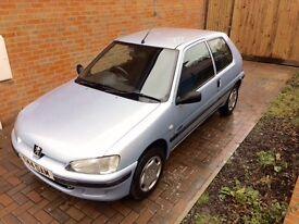 Peugeot 106 Diesel 2001