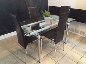 Extension brisée - Set de cuisine STRUCTURE dining set