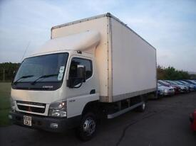 MITSUBISHI FUSO 75 DAY 7C18, White, Manual, Diesel, 2008