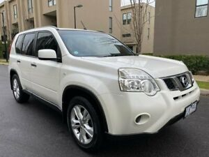 2011 Nissan X-Trail T31 Series IV ST 2WD White 6 Speed Manual Wagon Maidstone Maribyrnong Area Preview
