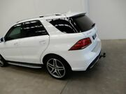 2015 Mercedes-Benz GLE350 W166 d 9G-TRONIC 4MATIC White 9 Speed Sports Automatic Wagon Braeside Kingston Area Preview