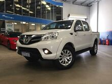 2015 Foton Tunland P201 MY14 TK (4x4) White 5 Speed Manual Dual Cab Utility Beckenham Gosnells Area Preview