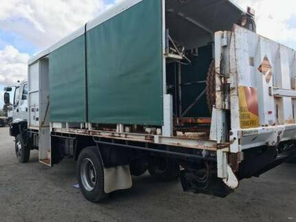 Roof, Walls, and Cupboards for Flat bed truck, Absolute bargan