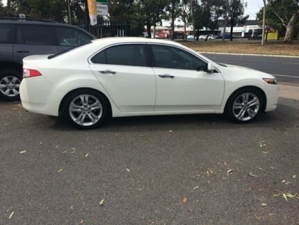 2006 Honda Accord Euro Luxury 2 4l 4cyl Auto Sedan Cars Vans