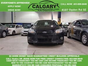 2012 Ford Focus SEL   *$99 DOWN EVERYONE APPROVED*