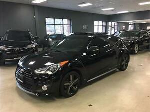 2014 Hyundai Veloster Turbo*MANUAL*NAV*PANO*BACK-UP CAMERA*