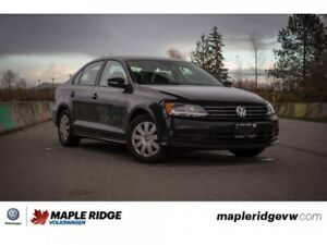 2016 Volkswagen Jetta Sedan Comfortline BC CAR, AMAZING VALUE, M