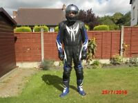 Hein Gericke Pro sport leathers, as new, to fit someone 6ft-6ft2 medium build