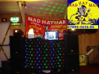 Hatman DJ - Recommended Mobile Disco Karaoke Edinburgh ALL AGES
