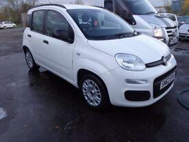 fiat panda 62 plate fine wee car clean in /out 1 year mot