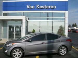 2011 Hyundai Elantra LIMITED 6AT