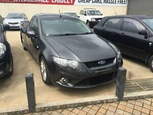 2009 Ford Falcon FG XR6 5 Speed Auto Seq Sportshift Utility Laidley Lockyer Valley Preview