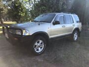 2003 Ford Explorer UX XLT (4x4) 5 Speed Automatic Wagon Applethorpe Southern Downs Preview